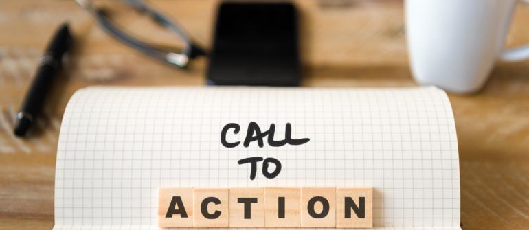 Come scrivere e progettare una call to action